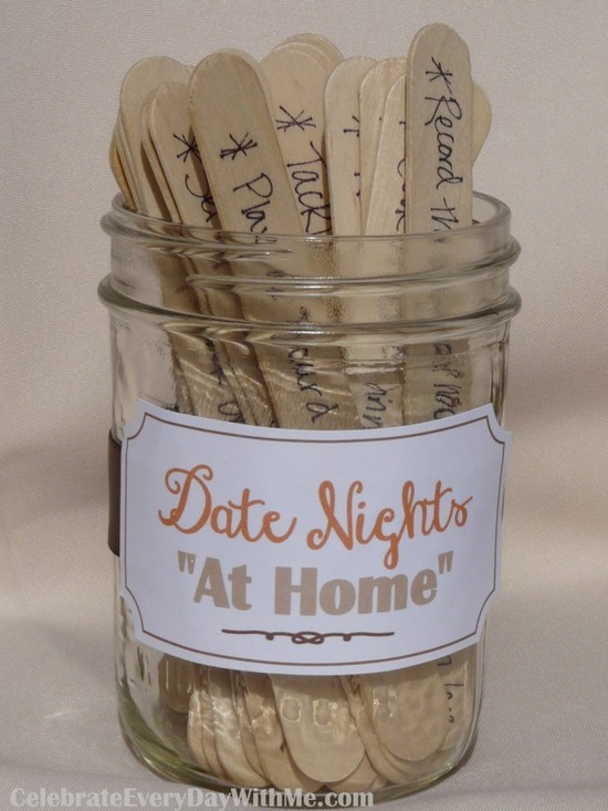 Dating ideas at home — photo 11
